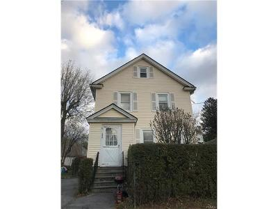 Elmsford Multi Family 2-4 For Sale: 258 Abbott Avenue