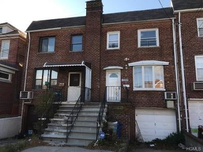 Single Family Home For Sale: 1639 Fowler Avenue