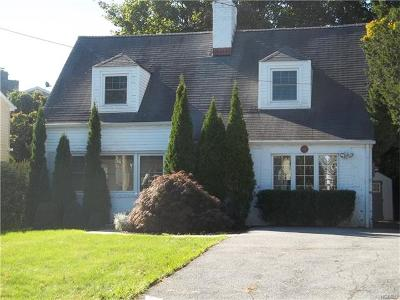 Westchester County Single Family Home For Sale: 83 Joyce Road