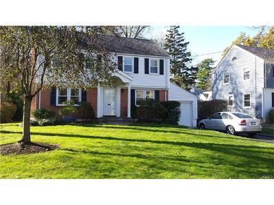 White Plains Single Family Home For Sale: 29 Midchester Avenue