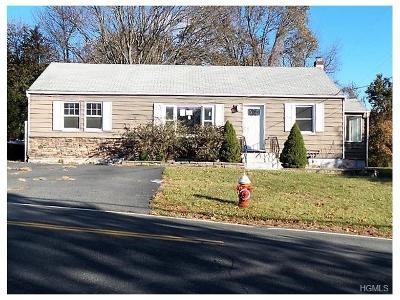 Single Family Home For Sale: 109 Washburns Lane