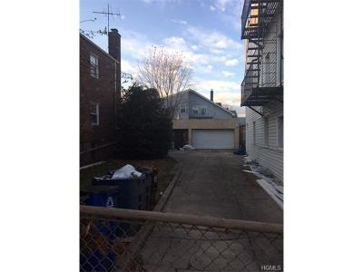 Bronx Residential Lots & Land For Sale: 2913 Lasalle Avenue