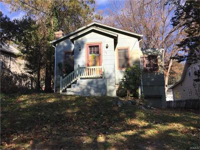 Lake Peekskill Single Family Home For Sale: 46 Mathes Street