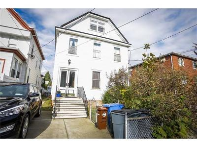 Bronx Multi Family 2-4 For Sale: 81 Schofield Street