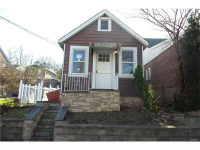 Yonkers Single Family Home For Sale: 10 Delano Avenue