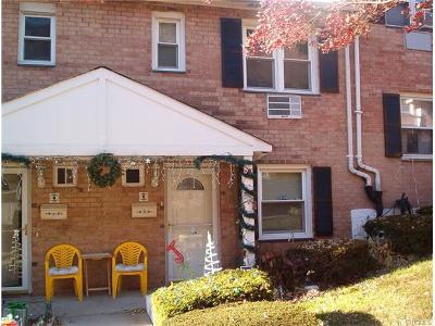 Yonkers Condo/Townhouse For Sale: 130 Glenwood Avenue #5