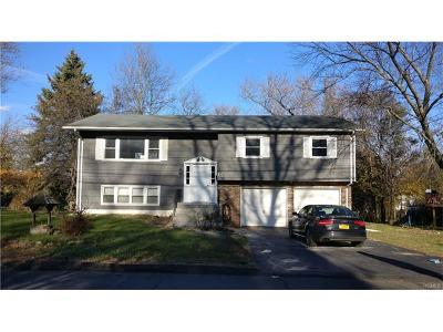 Rockland County Single Family Home For Sale: 15 Mountain View