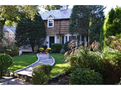 Westchester County Single Family Home For Sale: 190 East Devonia Avenue