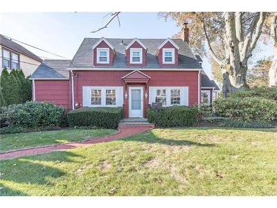 White Plains Single Family Home For Sale: 152 Longview Avenue