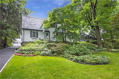 Scarsdale Single Family Home For Sale: 22 Seely Place
