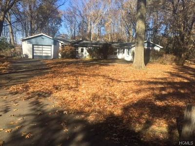 Rockland County Single Family Home For Sale: 6 Woodland Place