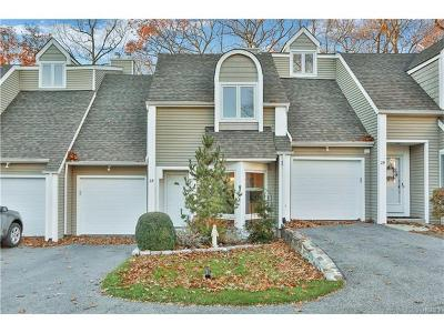 Ossining Condo/Townhouse For Sale: 28 Spring Pond Drive