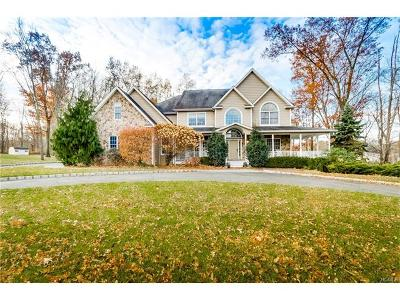 Rockland County Single Family Home For Sale: 43 Coe Farm Road