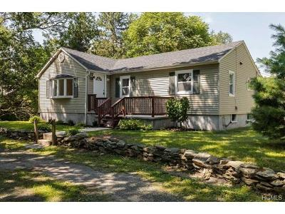 Staatsburg Single Family Home For Sale: 79 South Cross Road