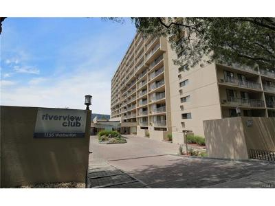 Yonkers Condo/Townhouse For Sale: 1155 Warburton Avenue #2G
