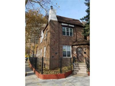 Bronx Multi Family 2-4 For Sale: 3401 Tibbett Avenue