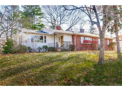 Single Family Home For Sale: 33 Gessner Terrace