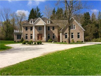 pawling Single Family Home For Sale: 34 Brady Brook Farm Road