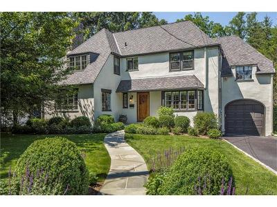 Bronxville Single Family Home For Sale: 30 Studio Lane