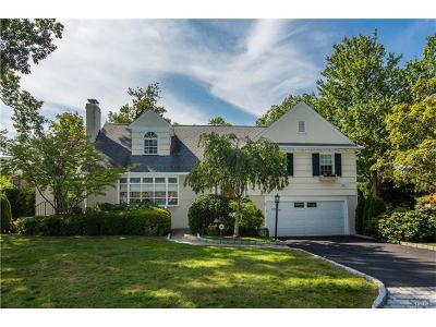 Bronxville Single Family Home For Sale: 55 Alder Lane