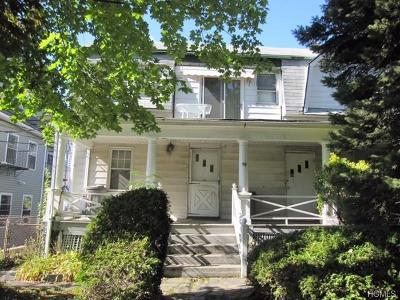 New Rochelle Multi Family 2-4 For Sale: 59 & 59 1/2 Bayview Avenue