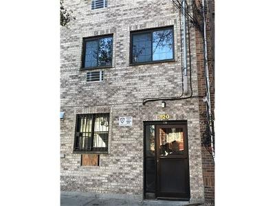 Bronx Condo/Townhouse For Sale: 720 East 217th Street #1A