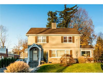 Hartsdale Single Family Home For Sale: 9 Lakeview Avenue