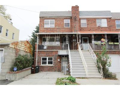 Bronx Rental For Rent: 2526a Radcliff Avenue #GF