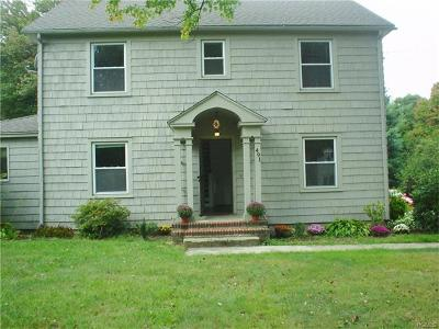 Westchester County Single Family Home For Sale: 491 Bedford Road