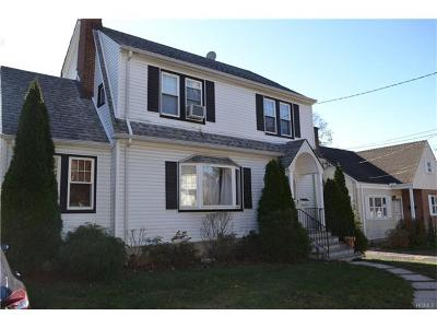 Westchester County Single Family Home For Sale: 93 Shelley Avenue