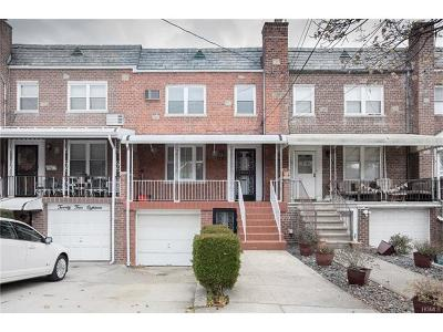 Bronx Single Family Home For Sale: 2416 Pearsall Avenue