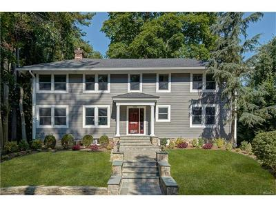 Scarsdale Single Family Home For Sale: 1205 Post Road