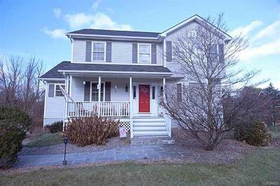 Lagrangeville Single Family Home For Sale: 90 Reilly Road