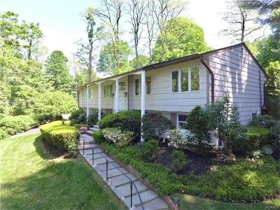 Scarsdale Single Family Home For Sale: 1 Deerhill Lane