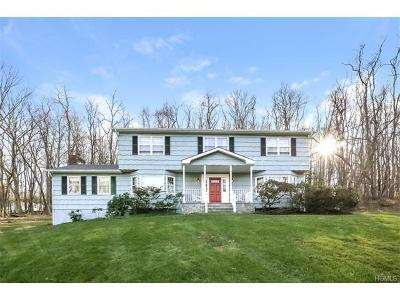 Westchester County Single Family Home For Sale: 78 Waccabuc Road