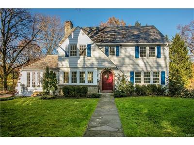 Scarsdale Single Family Home For Sale: 11 Montrose Road