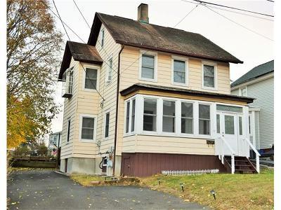 Single Family Home For Sale: 38 Teneyck Street