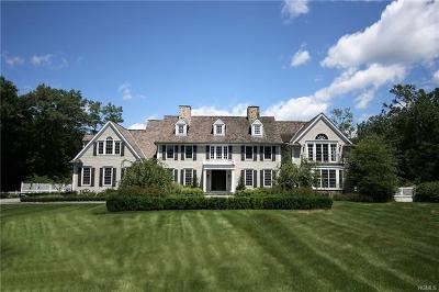 Pound Ridge Single Family Home For Sale: 37 Austin Hill Road