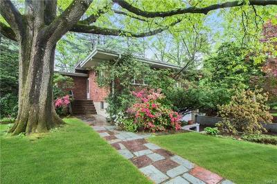 Scarsdale Single Family Home For Sale: 93 Highland Road