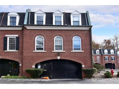 Dobbs Ferry Condo/Townhouse For Sale: 152 Broadway #13
