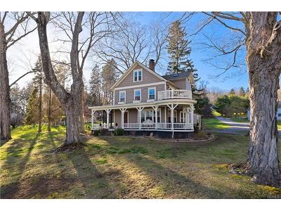 North Salem Single Family Home For Sale: 132 Titicus Road