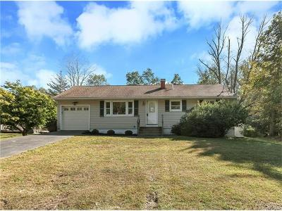 Goshen Single Family Home For Sale: 362 Scotchtown Road