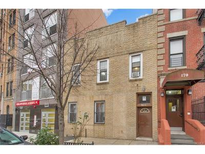 Bronx Multi Family 2-4 For Sale: 172 East 205th Street