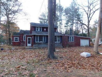 Cuddebackville Single Family Home For Sale: 25 Grove Street