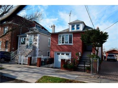 Bronx Multi Family 2-4 For Sale: 1635 Research Avenue