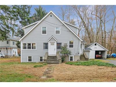 Westchester County Single Family Home For Sale: 35 Townsend Road