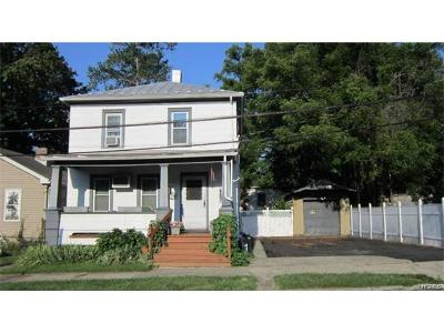 Newburgh Single Family Home For Sale: 13 Park Avenue