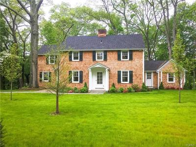 Katonah Single Family Home For Sale: 36a Hillside Avenue