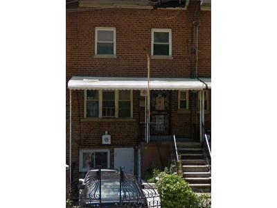 Bronx Single Family Home For Sale: 3309 Eastchester Road