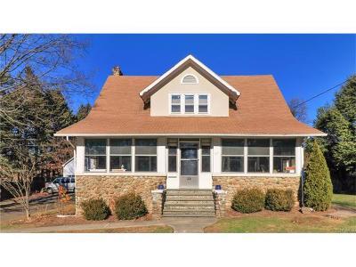 Rockland County Single Family Home For Sale: 157 East Washington Avenue